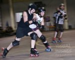Roller derby ain't for wussies