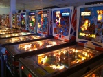 Pinball museum! So fun!